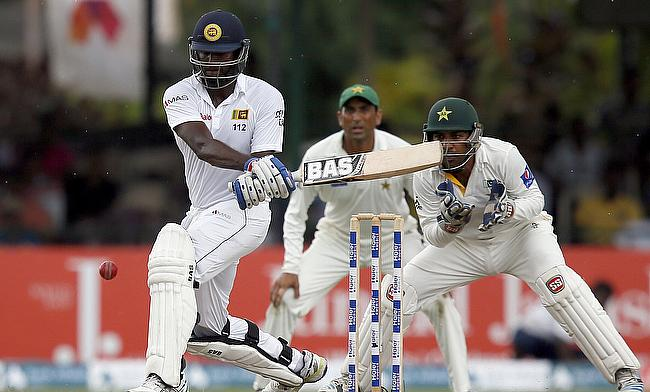Sri Lanka bat themselves to the driving seat