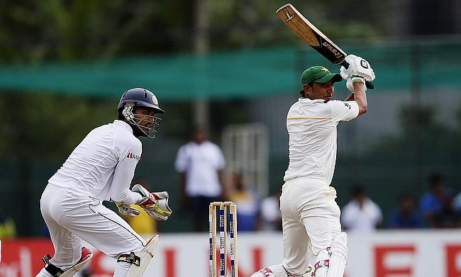 Brilliance from Younis and Masood take Pakistan closer to series win