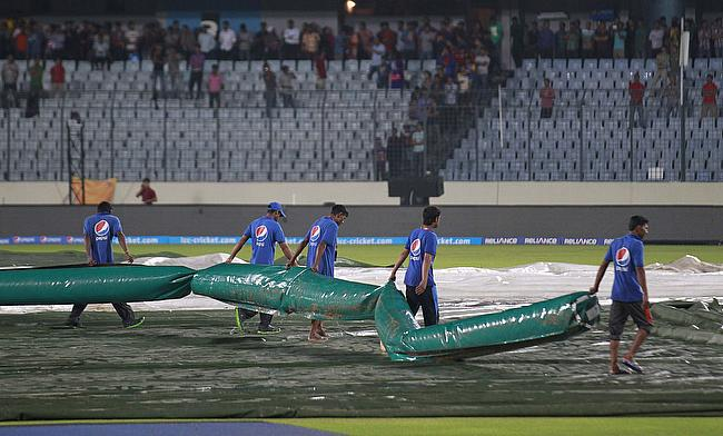 Rain washes out day two of the second Test between Bangladesh and South Africa