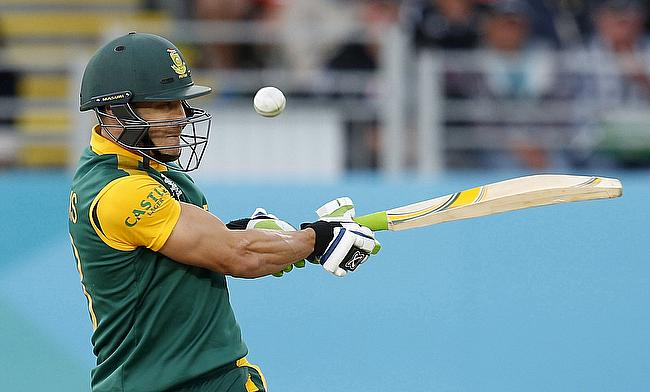 Faf du Plessis doubtful for New Zealand ODIs