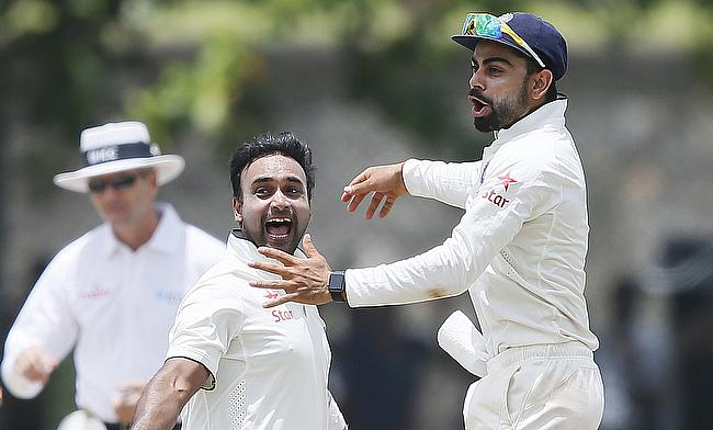 Our morale is high - Amit Mishra