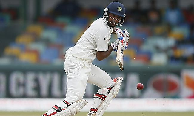Dravid's reassurance gave me confidence - Pujara