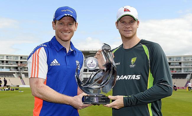 Resurgent England take on under fire Australia - First ODI preview