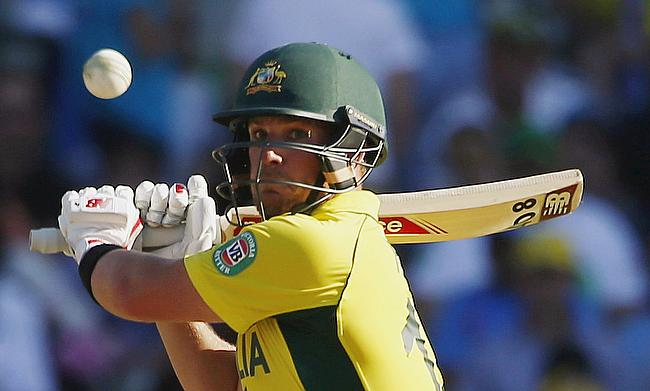 Aaron Finch called up to replace injured David Warner