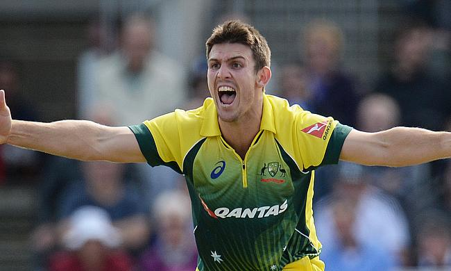 Want to keep contributing to Australian wins - Mitchell Marsh