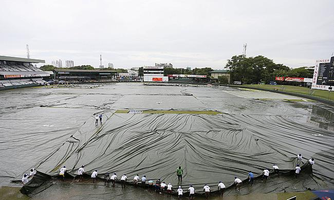 West Indies practice game postponed due to rain in Colombo