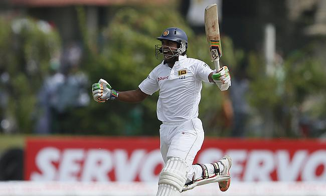 Dinesh Chandimal scored a colossal 151 as Sri Lanka dominated day two of the first Test against West Indies in Galle.