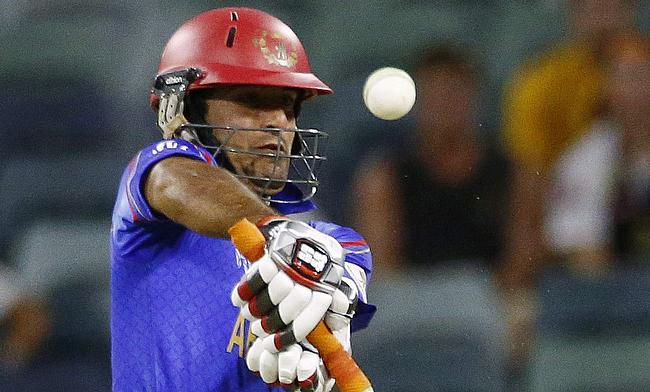 Afghanistan extend domination over Zimbabwe