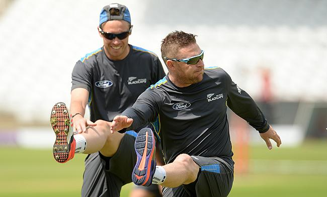 Injured Southee successfully undergoes training session