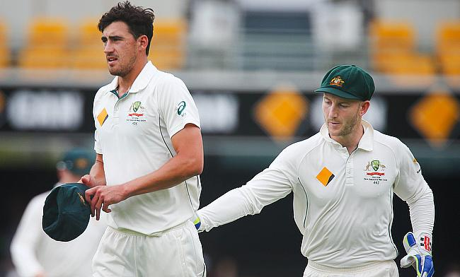 Australia target New Zealand tour for Mitchell Starc return