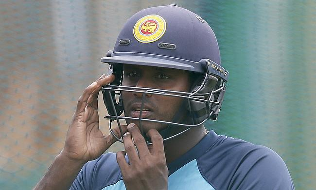 Angelo Mathews wants positive approach from Sri Lanka