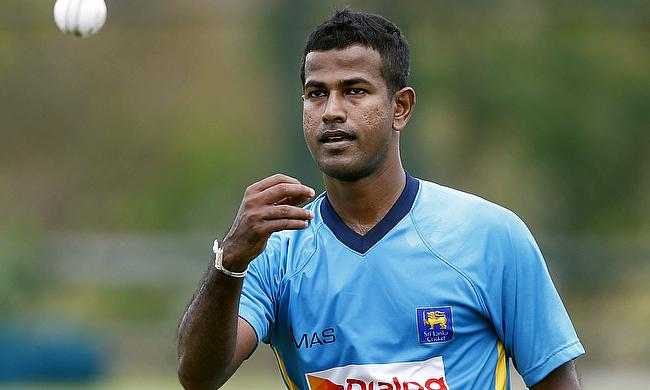 Sri Lanka pick Nuwan Kulasekara to replace injured Prasad