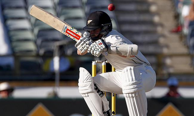 Williamson puts New Zealand on brink of series victory