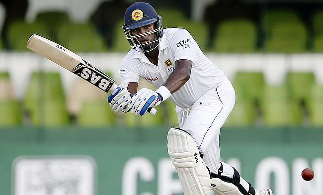 We made real mockery of our second innings - Angelo Mathews