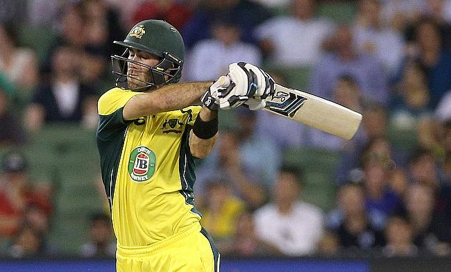Kohli ton in vain as Maxwell steers Australia to series victory