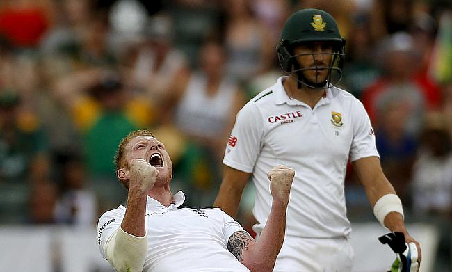 Ben Stokes pleased with his performance against South Africa