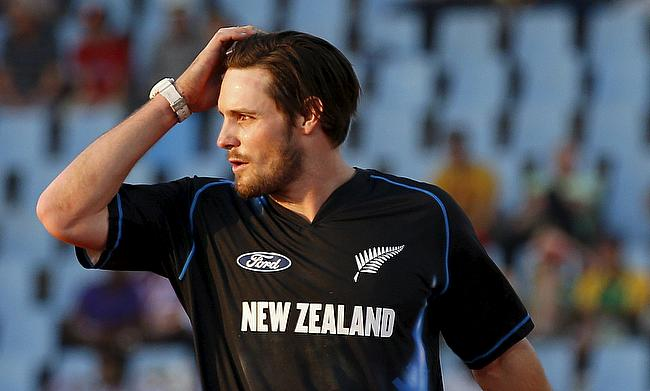 McClenaghan unavailable for Australia ODIs