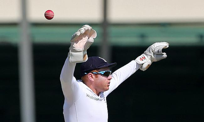 Jonny Bairstow currently takes the gloves for England but his wicket-keeping has come under scrutiny