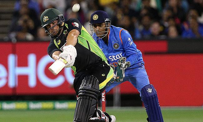 Australia sweating over Aaron Finch's fitness