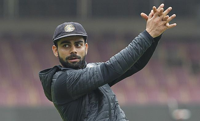 India rest Virat Kohli for Sri Lanka T20s