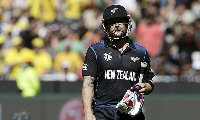 Brendon McCullum goes past 6000 ODI runs