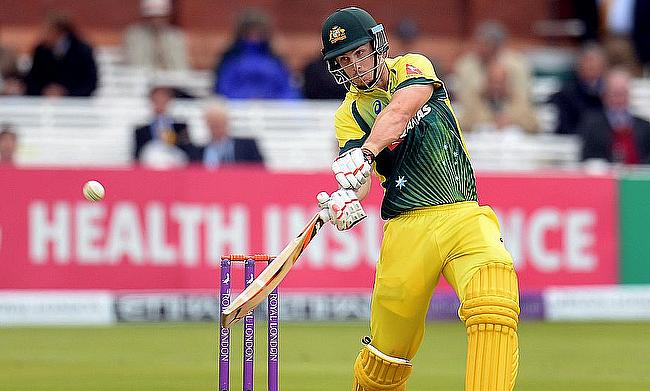 Marsh, Hastings steer Australia home after middle order collapse