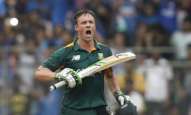 AB de Villiers leads from front as South Africa seal series win