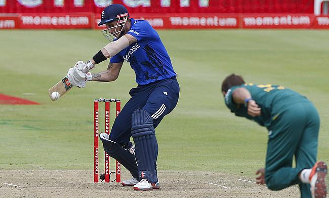 Hales, Morgan star in England's warm-up win over South Africa A