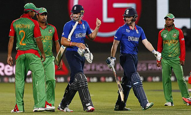 England are scheduled to tour Bangladesh for three ODIs and two Tests.
