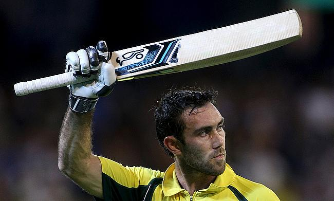 Ranking gains for Maxwell after Sri Lanka series blitz