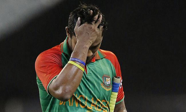 Sabbir Rahman was also handed two demerit points as per the new disciplinary system