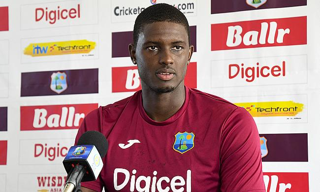 Jason Holder is hoping for an improved performance from his team in the third game