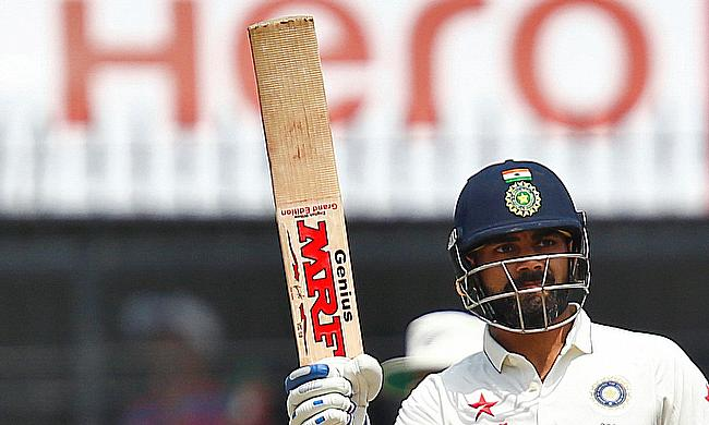 Kohli-Rahane record stand puts India in command