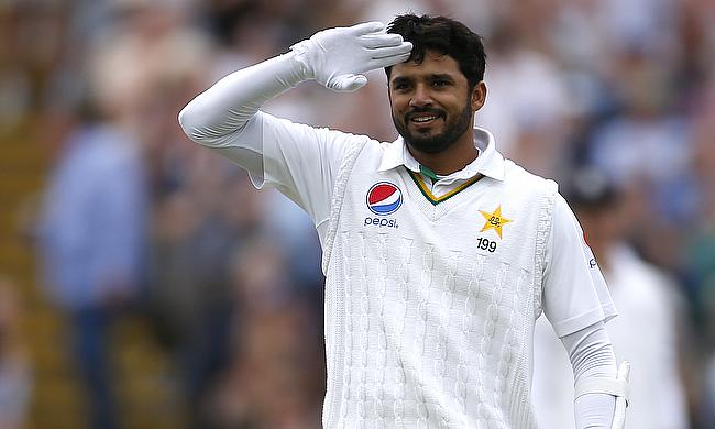 Azhar Ali became the fourth Pakistan batsman to notch a triple century