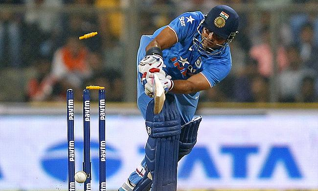 Suresh Raina ruled out of second ODI against New Zealand