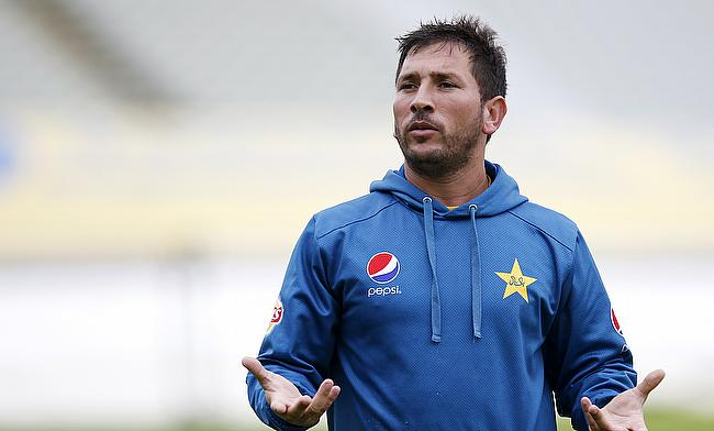 Yasir Shah is the top ranked Test bowler for Pakistan