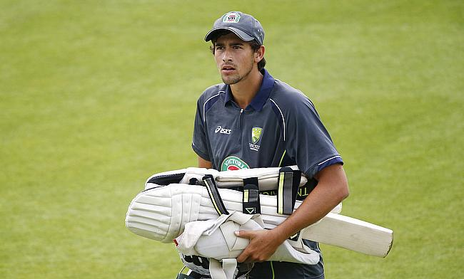 Ashton Agar is in line to play his third Test for Australia