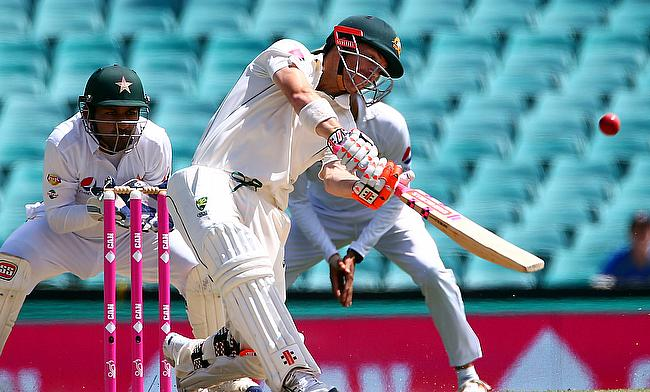 David Warner smashed the fastest 50 for Australia in Tests