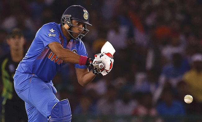Yuvraj Singh makes it to the ODI squad after three years