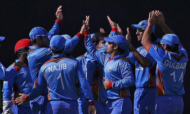 Afghanistan have never lost a bilateral series against Zimbabwe