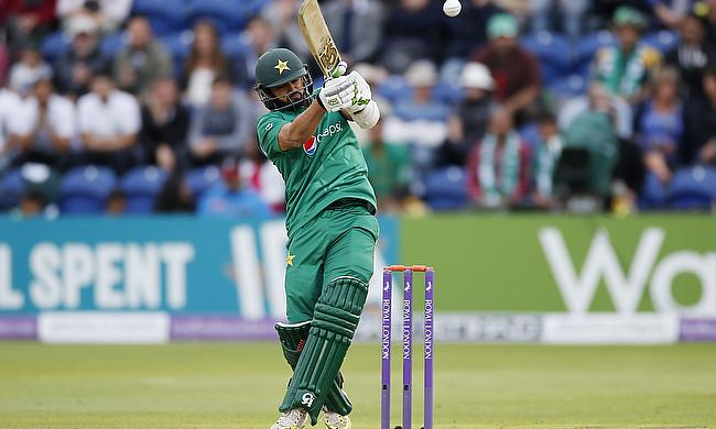 Azhar Ali had a disappointing ODI series
