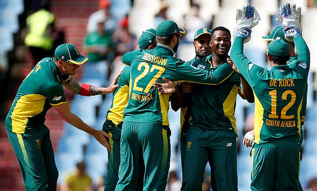 The five-match ODI series between South Africa and Sri Lanka will kick-off on Saturday