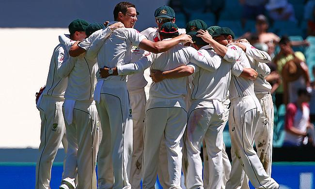 Australia will have a face India in a four-match Test series