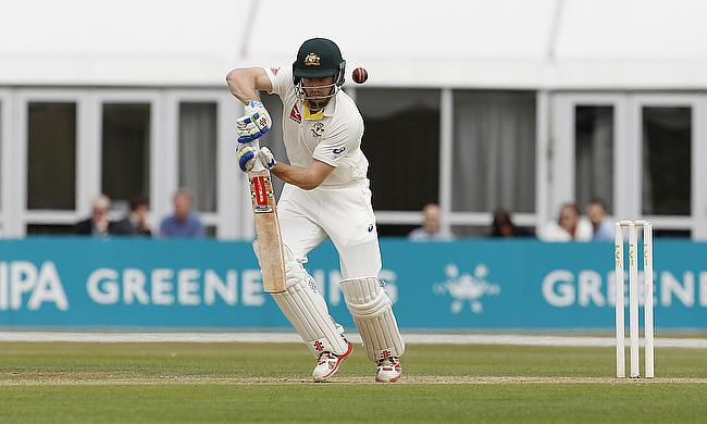 Shaun Marsh continued his good run in sub continnent