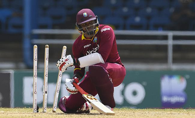 Marlon Samuels has been left out of the squad
