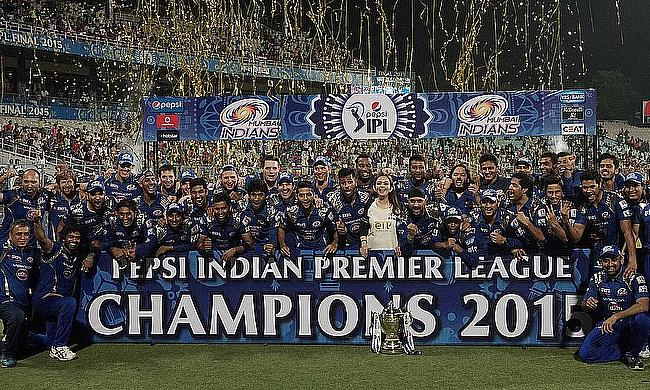 Mumbai Indians won the 2013 and 2015 editions of IPL as well