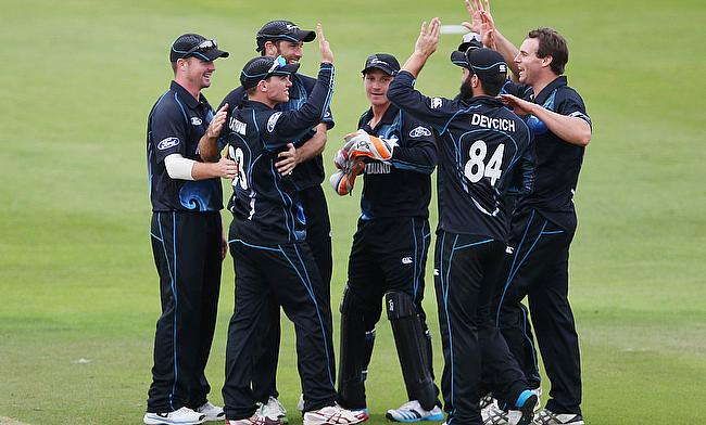 New Zealand dominated the tri-series in Dublin