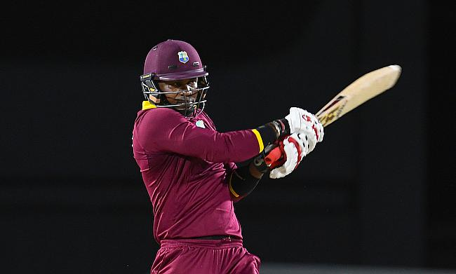 Marlon Samuels played a responsible knock for West Indies