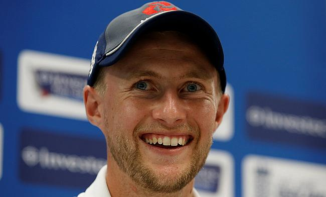 Joe Root in a press conference ahead of the first Test at Lord's.