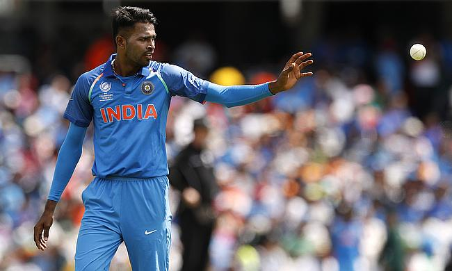Hardik Pandya has been rewarded with a Test place